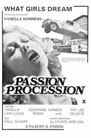 Passion Procession movie poster (1976) picture MOV_5df8426a