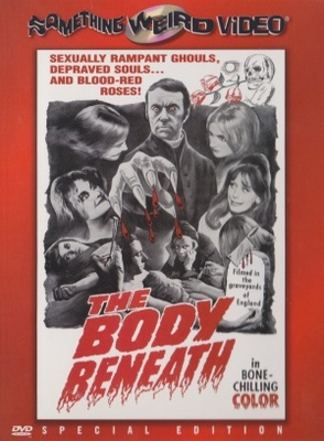 The Body Beneath movie poster (1970) poster MOV_5df8e84d
