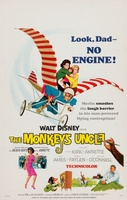 The Monkey's Uncle movie poster (1965) picture MOV_5dfdbf4a