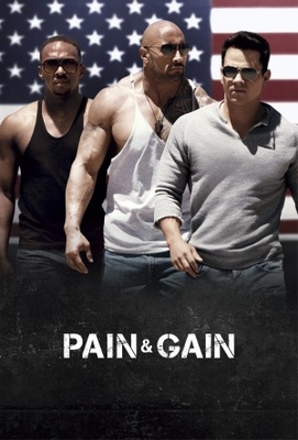 Pain and Gain movie poster (2013) poster MOV_5dfe59cd