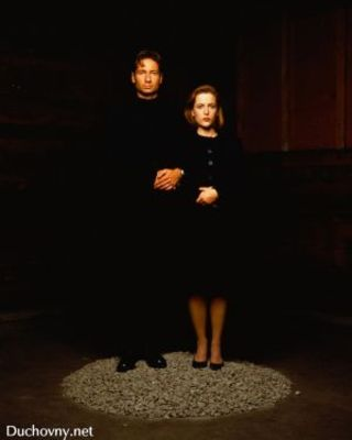 The X Files movie poster (1993) poster MOV_5e045d95