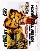 The Man Who Knew Too Much movie poster (1956) picture MOV_5e096e6f