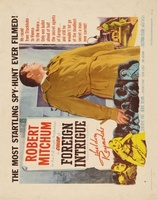 Foreign Intrigue movie poster (1956) picture MOV_5e1938a1