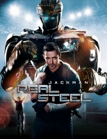 Real Steel movie poster (2011) picture MOV_5e2088ce