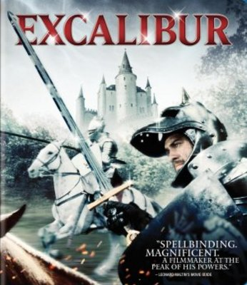 Excalibur movie poster (1981) poster MOV_5e26591c
