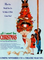 All I Want for Christmas movie poster (1991) picture MOV_5e2edf58