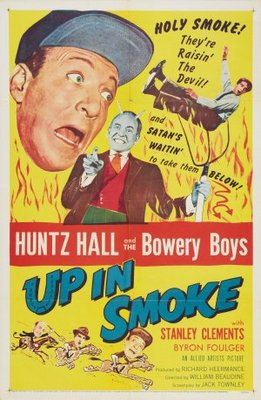 Up in Smoke movie poster (1957) poster MOV_5e2fd87a