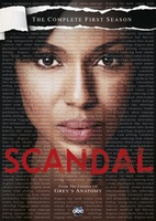 Scandal movie poster (2011) picture MOV_5e33fb17