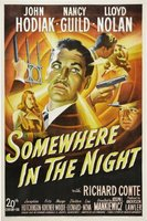 Somewhere in the Night movie poster (1946) picture MOV_5e344be9