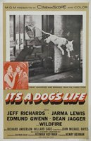 It's a Dog's Life movie poster (1955) picture MOV_5e3541a9