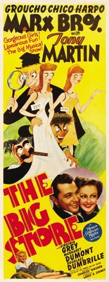 The Big Store movie poster (1941) poster MOV_5e35ed8e