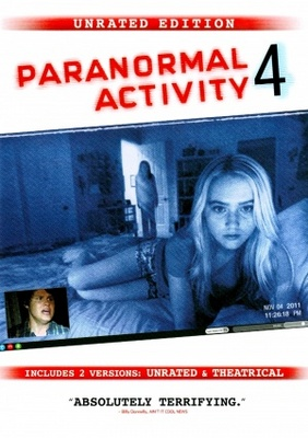 Paranormal Activity 4 movie poster (2012) poster MOV_5e3b0e44