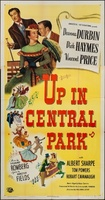Up in Central Park movie poster (1948) picture MOV_5e3cd74c
