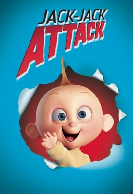 Jack-Jack Attack movie poster (2005) poster MOV_5e3f4091