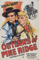 Outlaws of Pine Ridge movie poster (1942) picture MOV_5e3f498a