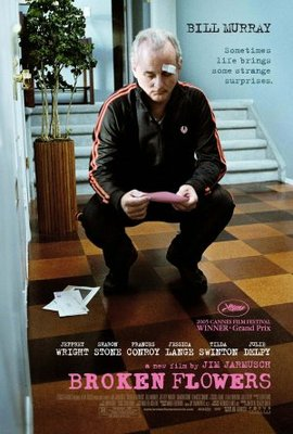 Broken Flowers movie poster (2005) poster MOV_5e5169c8