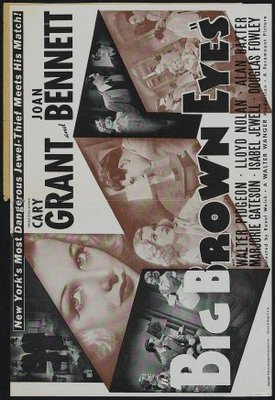 Big Brown Eyes movie poster (1936) poster MOV_5e525646
