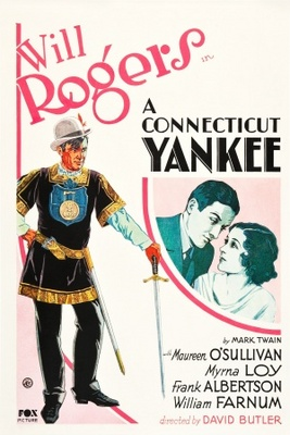 A Connecticut Yankee movie poster (1931) poster MOV_5e61d17f