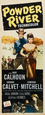 Powder River movie poster (1953) poster MOV_5e697243