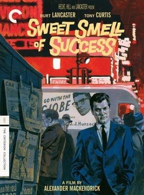 Sweet Smell of Success movie poster (1957) poster MOV_5e71ee8e
