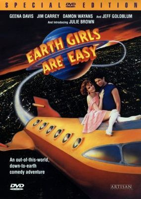 Earth Girls Are Easy movie poster (1988) poster MOV_5e728f16