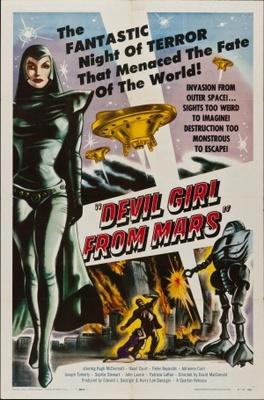 Devil Girl from Mars movie poster (1954) poster MOV_5e76ec8c