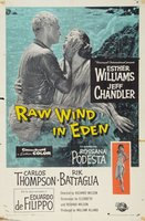 Raw Wind in Eden movie poster (1958) picture MOV_5e7ad6a7