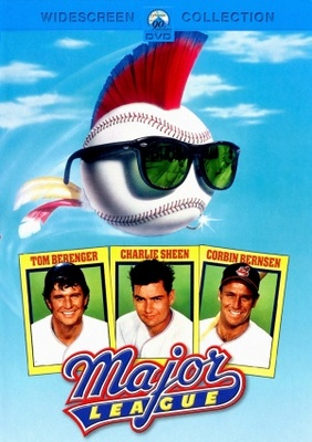 Major League movie poster (1989) poster MOV_5e7d7bcb