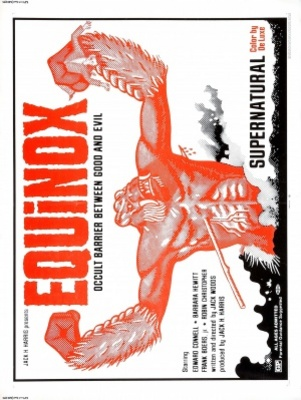 Equinox movie poster (1970) poster MOV_5e81d067