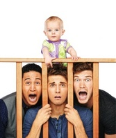 Baby Daddy movie poster (2012) picture MOV_5e87c7d2