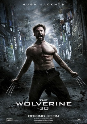The Wolverine movie poster (2013) poster MOV_5e8a9d45