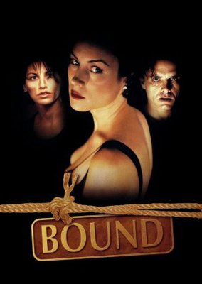 Bound movie poster (1996) poster MOV_5e8e320e