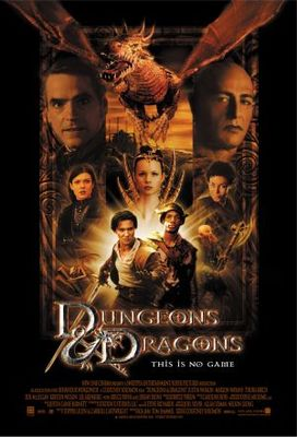 Dungeons And Dragons movie poster (2000) poster MOV_5e97cffe