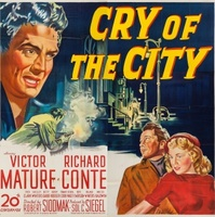 Cry of the City movie poster (1948) picture MOV_5e9f9dd9