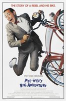 Pee-wee's Big Adventure movie poster (1985) picture MOV_5ea2256b