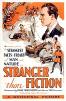 Stranger Than Fiction movie poster (1934) picture MOV_5eabda6b