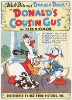 Donald's Cousin Gus movie poster (1939) picture MOV_5ead7ff8