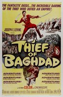 Ladro di Bagdad, Il movie poster (1961) picture MOV_b999f37b