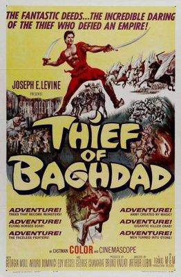 Ladro di Bagdad, Il movie poster (1961) poster MOV_5eade070