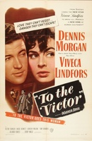 To the Victor movie poster (1948) picture MOV_5eb1b648