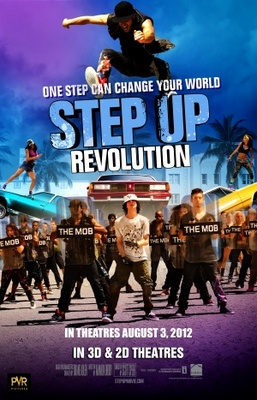 Step Up Revolution movie poster (2012) poster MOV_5eb214f2
