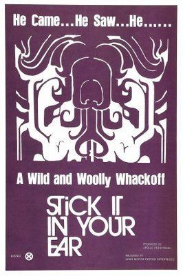 Stick It in Your Ear movie poster (1970) poster MOV_5eb239bd