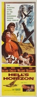 Hell's Horizon movie poster (1955) picture MOV_5eb494a9