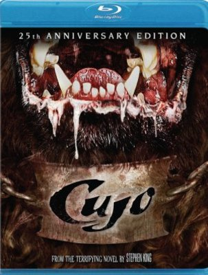 Cujo movie poster (1983) poster MOV_5eb5d43a