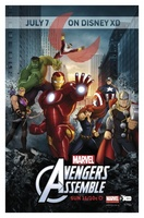Avengers Assemble movie poster (2013) picture MOV_5ec06449