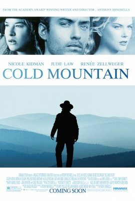 Cold Mountain movie poster (2003) poster MOV_5ec82035