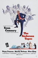 The Anderson Tapes movie poster (1971) picture MOV_5ec94490