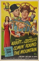Comin' Round the Mountain movie poster (1951) picture MOV_5ed36afe