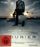 The Courier movie poster (2011) picture MOV_5ed58a35