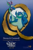 Quest for Camelot movie poster (1998) picture MOV_5ed95d44
